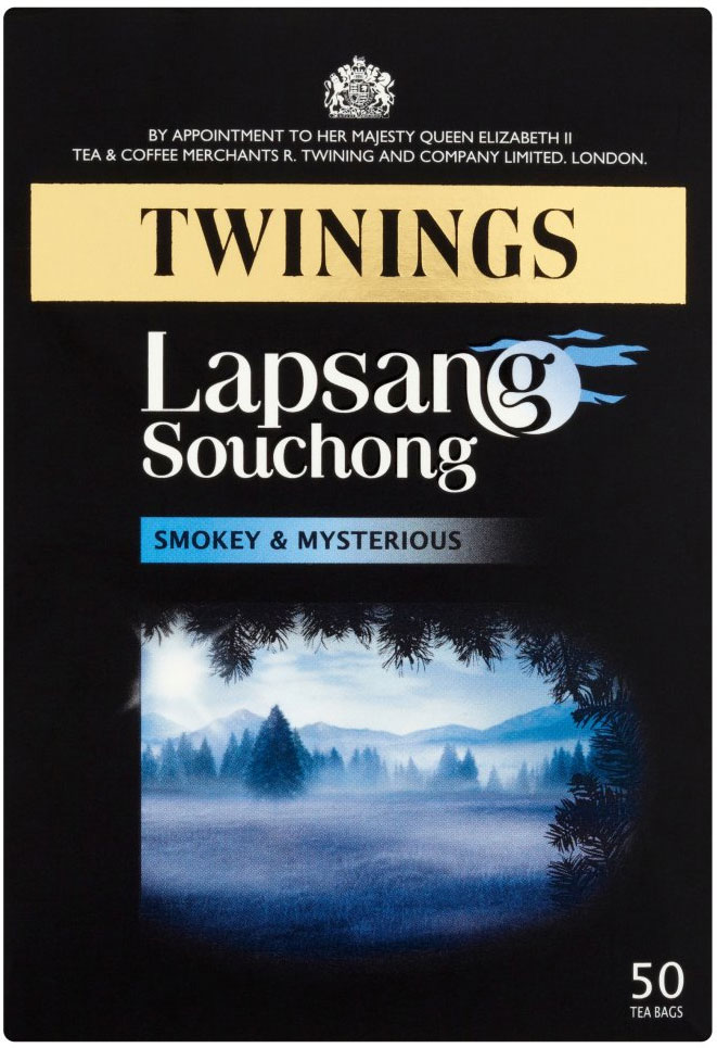 Twinings Bag Lapsang 50'S