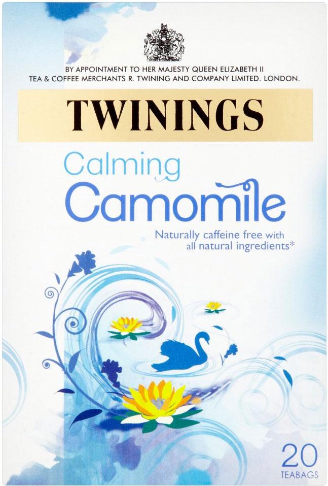 Twinings Camomile Teabag 20'S