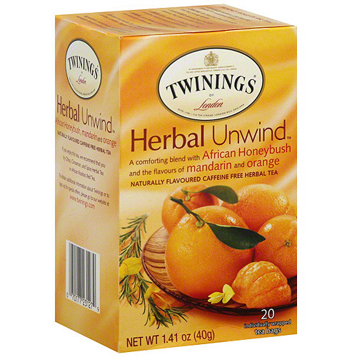 Twinings Honey Mandarin Orange 20'S