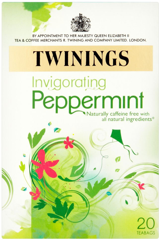 Twinings Peppermint Teabag 20'S