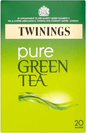 Twinings Pure Green Teabag 20'S