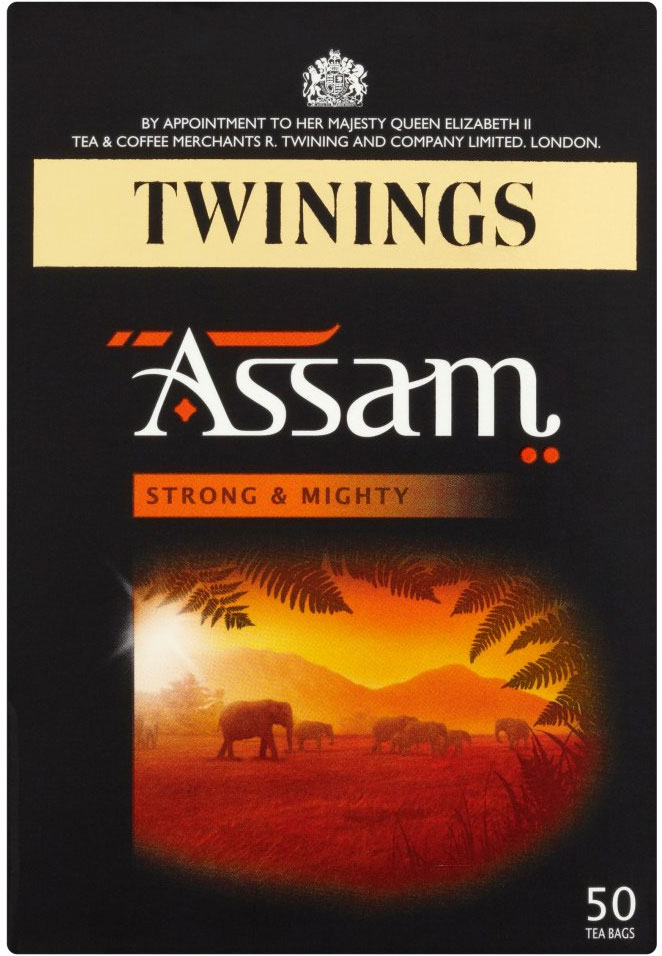 Twinings Tea Assam 50'S