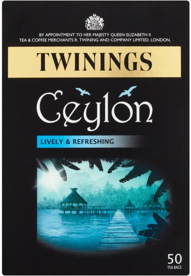 Twinings Tea Ceylon 50'S