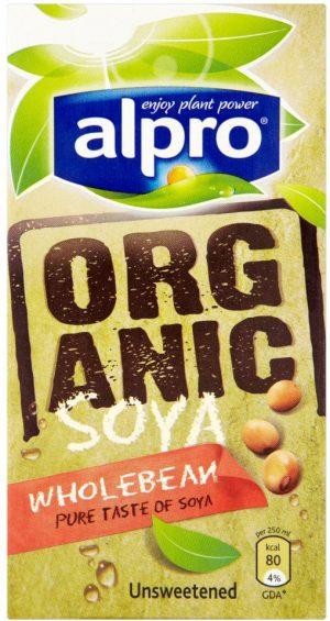 Unsweetened Organic Milk (Green) 500ml (IMPORT)