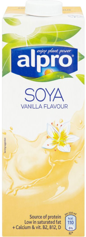 Vanilla Milk 3*250 ml (IMPORT)