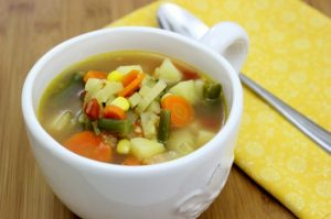 Vegetable Soup large 450ml
