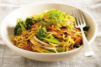 Vegetarian Stir Fry Noodles (Chinese) 470G