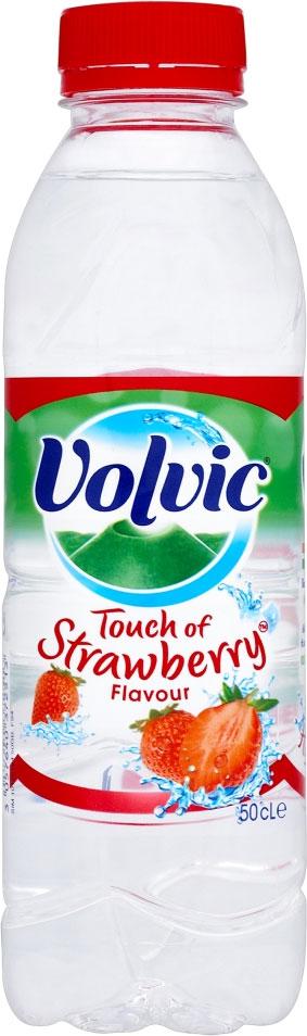 Volvic Strawberry 500ml