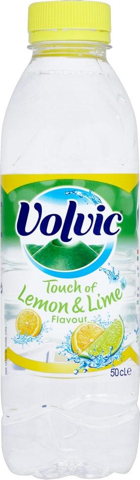 Volvic Water Lemon Lime 500ml