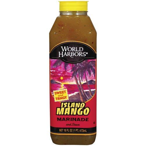 WORLD HARBOR ISLAND MANGO