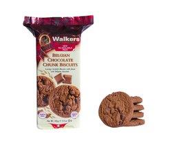 Walkers Belgian Chocolate Biscuit 150G
