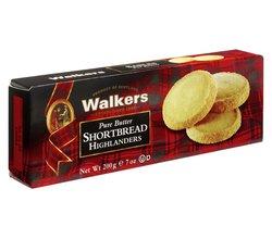 Walkers Luxury Highlander 200G