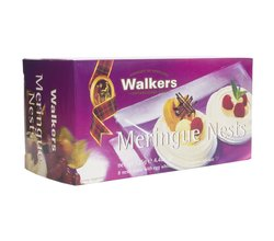 Walkers Meringue Nests 125G