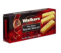 Walkers Shortbread Finger 250G