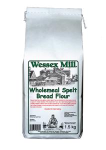 Wessex Mills  Wholemeal Spelt Flour 1.5KG