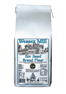 Wessex Mills 6 Seed Flour 1.5KG