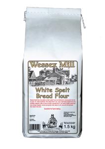 Wessex Mills White Spelt Flour 1.5KG