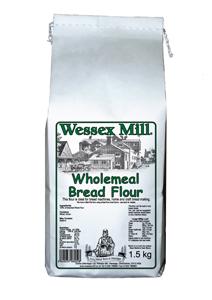 Wessex Mills Wholemeal Flour 1.5KG