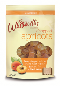 Whitworth Dried Apricots 200G