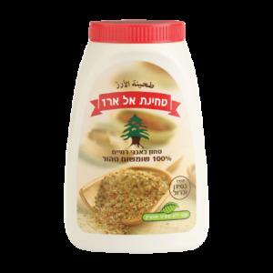 Whole Pure Sesame Tahini Alarz 1KG