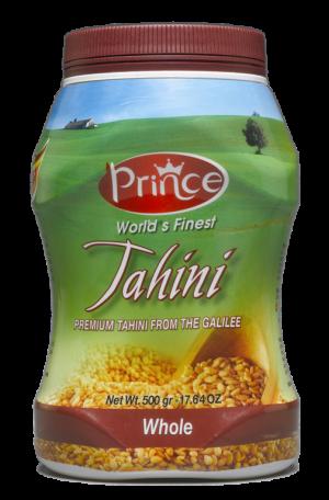 Whole Tahini The Prince 500G