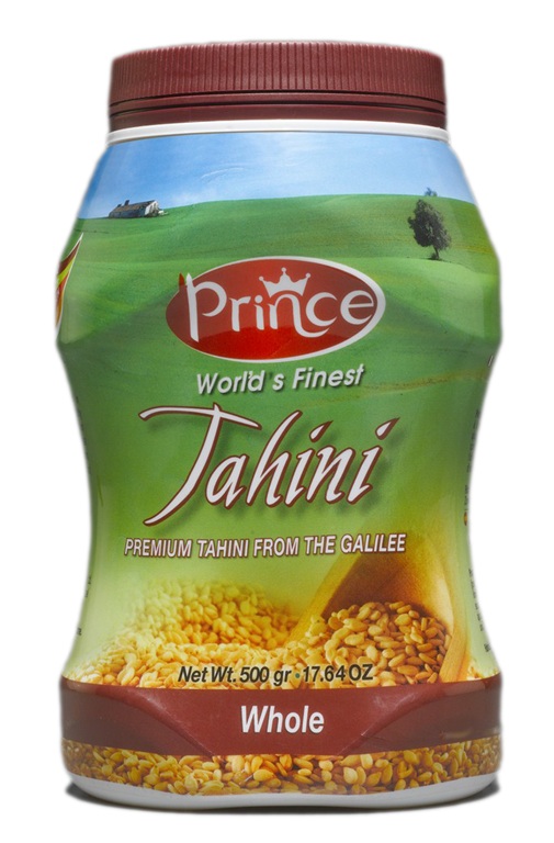 Whole Tahini The Prince 500G