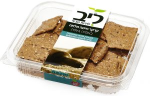 Whole Wheat & Spelt Crackers Live 200G