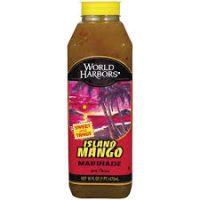 World Harbor Island Mango Sauce 510G