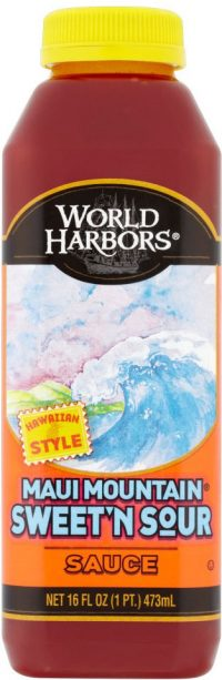 World Harbor Sweet and Sour Sauce 510G