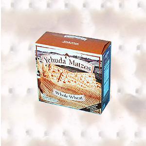 Yehuda Wholewheat Matzos 300G