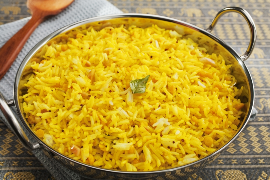 Yellow Rice 500G