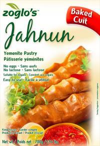 Yemenite Jahnun - Ready Baked 700G