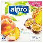 Yogurt Peach & Exotic 4*250ml