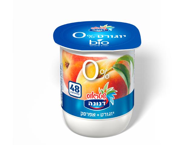 Yogurt Peachy 0% 150G