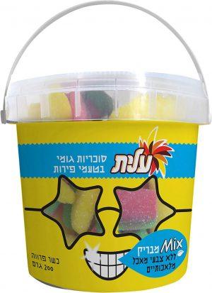 Fruit flavored gummy bears Elite 200G