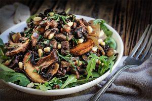 Mushroom Salad 200G