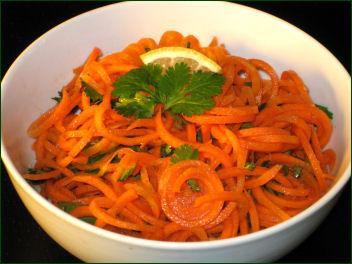Sweet Carrot Salad 200G