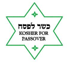 Kosher for Passover